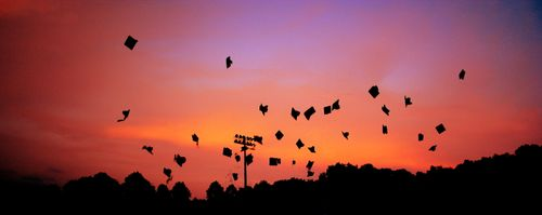Sunsetgraduation