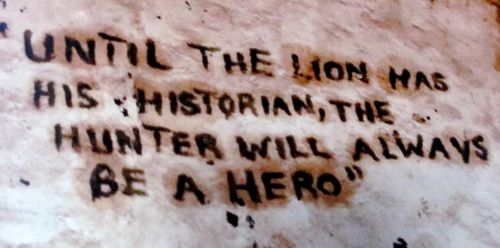 LION HISTORIAN